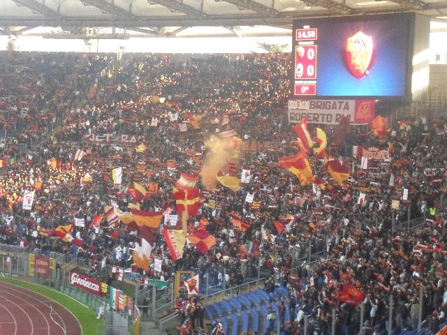 AS Roma 3-1 Bari ( 13ème journée ) - Page 8 0910romabari_SDC11296