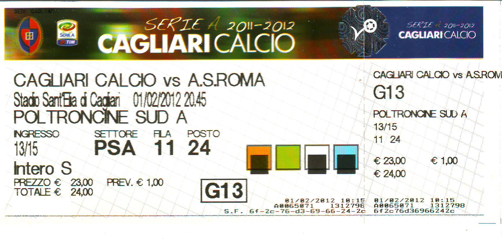 biglietti 2011 12