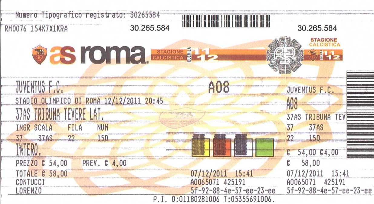 biglietti milan udinese 30 novembre 1989 - photo#10