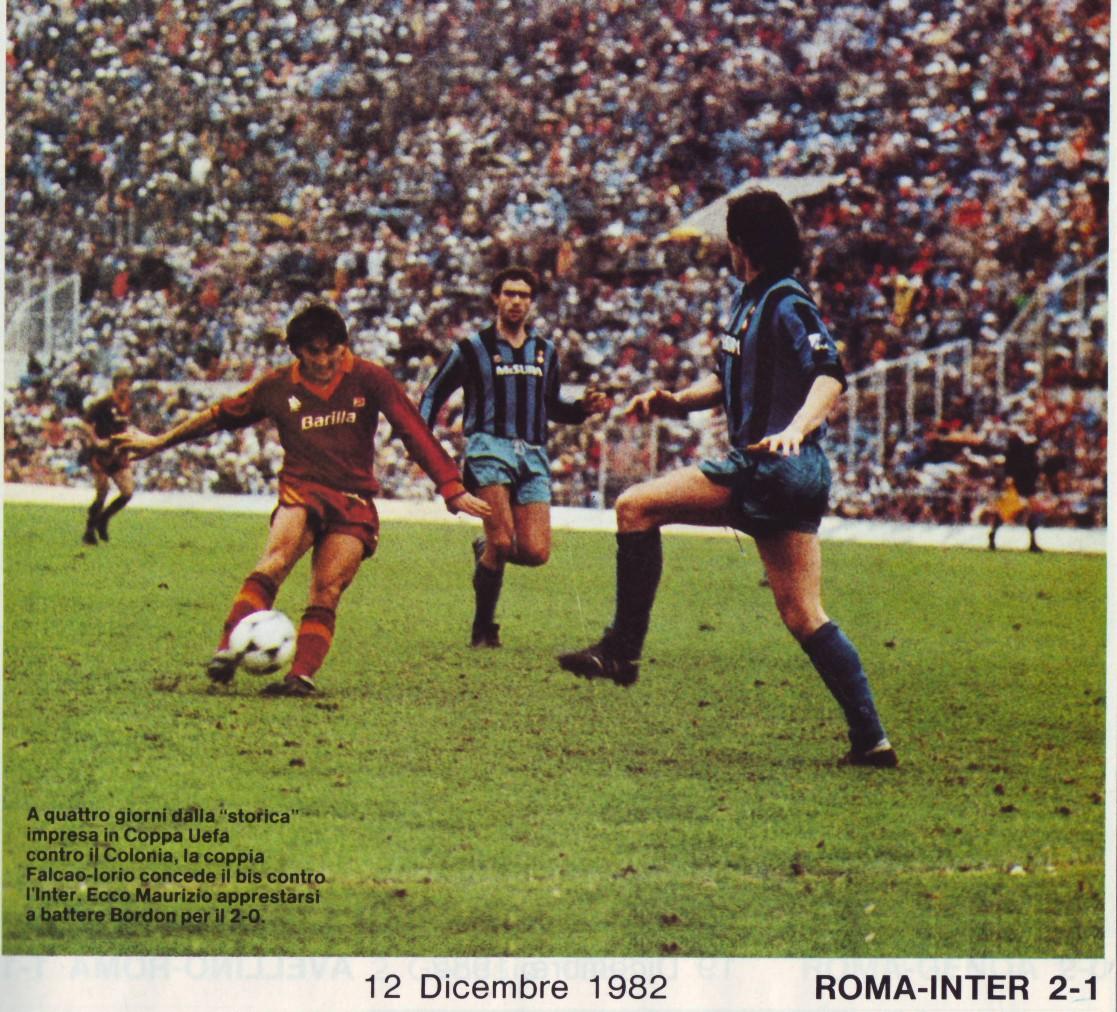 1982/83 Roma Inter