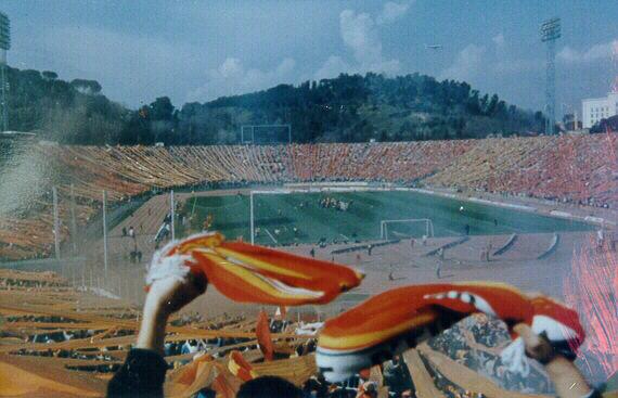 Roma - Juventus i 1986