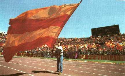 AS ROMA! Bandiera