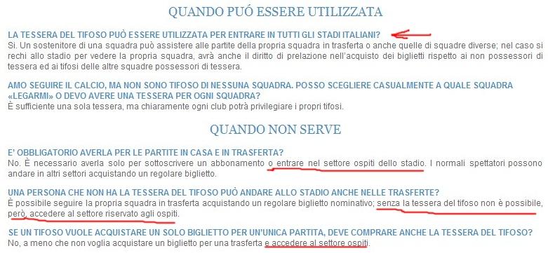 f3d1deae0a http://www.interno.it/mininterno/export/sites/default/it/sezioni/sala_stampa/speciali/Tessera_del_tifoso/FAQ_tessera_del_tifoso.html.  VERO O FALSO?