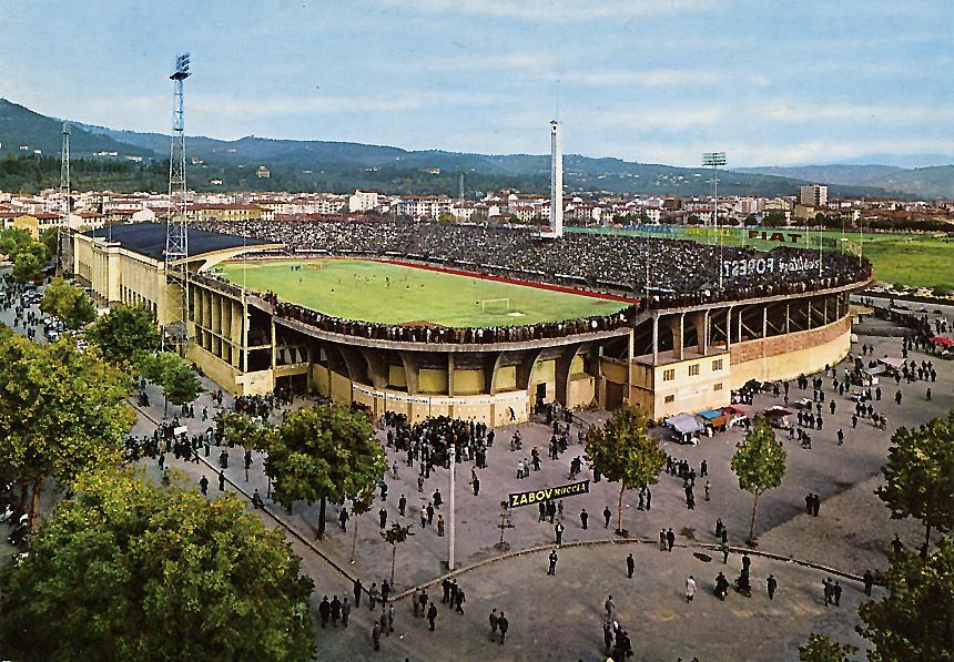 1958/59 Fiorentina Roma