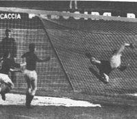 Il gol di Menichelli